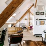 Aménager un espace sous toiture